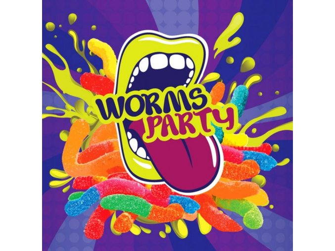 prichut big mouth classical worms party 10ml