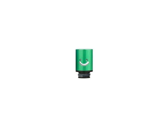 aluminum pom smile naustek pro clearomizer green zeleny