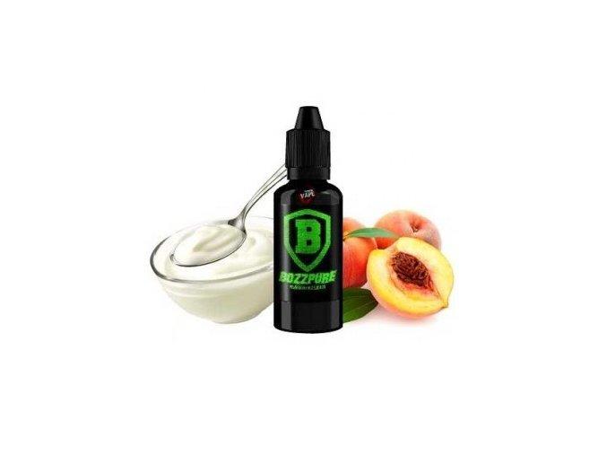 prichut aroma bozz jogurt s broskvemi peach bullet 10ml