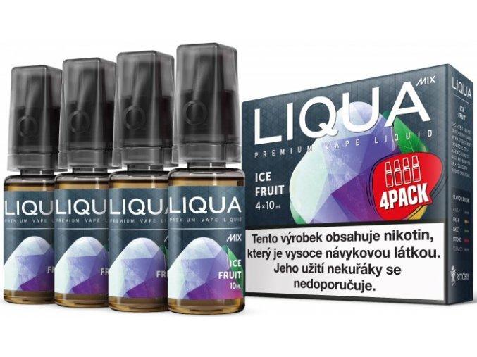 e liquid liqua cz mix 4pack ice fruit 4x10ml