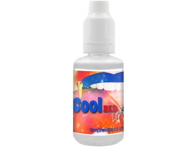 prichut aroma vampire vape 30ml cool red lips