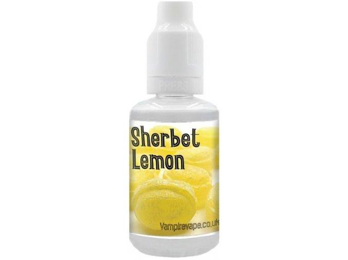 prichut aroma vampire vape 30ml sherbet lemon