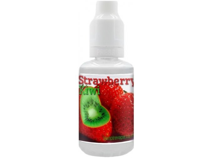 prichut aroma vampire vape 30ml strawberry kiwi