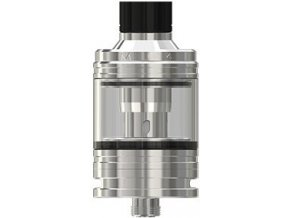 ismoka eleaf melo 4 clearomizer 45ml silver stribrny