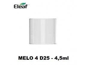 pyrexove sklo melo 4 d25 4,5ml
