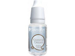 prichut flavourtec coconut cream 10ml kokosovy krem