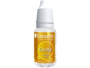 prichut flavourtec exotic 10ml exoticka smes