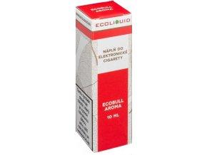 e liquid ecoliquid ecobull 10ml energeticky napoj