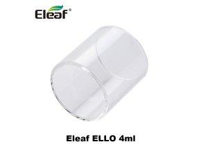 eleaf ello pyrexove nahradni sklo 4ml