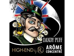 prichut aroma revolute high end 10ml dandy puff