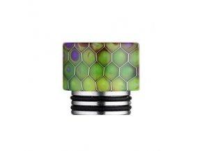 snake pattern 810 naustek pro clearomizer green zeleny