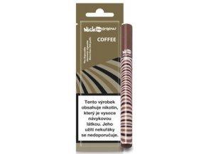 nick one original jednorazova elektronicka cigareta coffee kava 16mg