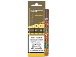 nick one original jednorazova elektronicka cigareta vanilla vanilka 16mg