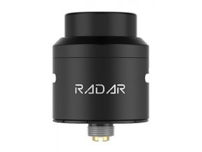 geekvape radar rda clearomizer black cerny