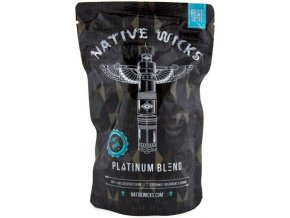 native wicks platinum blend prirodni vata
