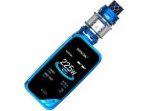 smok smoktech xpriv tc225w grip full kit prism blue modry