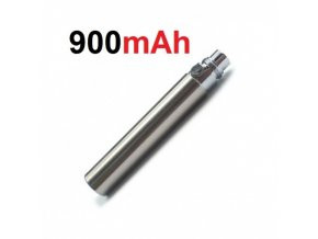 baterie ego battery stainless steel nerezova 900mah