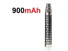baterie ego battery kovova vroubkovana 900mah