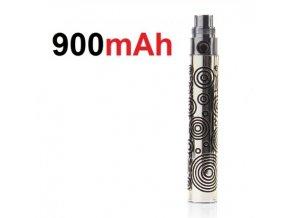 baterie ego battery kovova kolecka 900mah