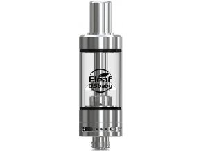 ismoka eleaf gs baby clearomizer 2ml silver stribrny