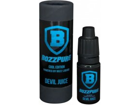 prichut aroma bozz na michani do baze pure cool edition 10ml devil juice