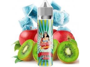 aroma prichut pj empire 12ml slushy queen applegizer