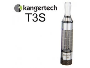 clearomizer kangertech t3s 3ml kourovy