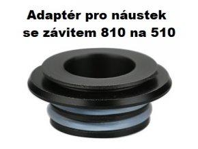 adapter zavit 810 na 510 pro elektronicke cigarety