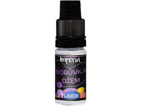 prichut imperia black label 10ml blueberry jam boruvkovy dzem