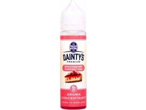prichut aroma do baze daintys premium strawberry cheesecake 20ml