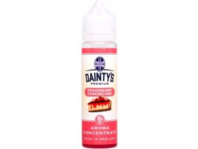 prichut aroma do baze daintys premium strawberry cheesecake 20ml