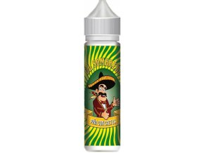 prichut kts el sombrero shake and vape 10ml pina con cactus