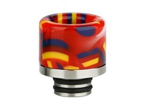 naustek 510 drip tip national flag cerveny