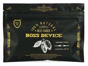 shield cig boss device organicka bavlna