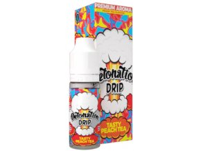 prichut detonation drip tasty peach tea 10ml