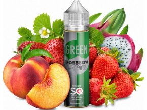 aroma prichut crossbow vapor shake and vape 12ml green