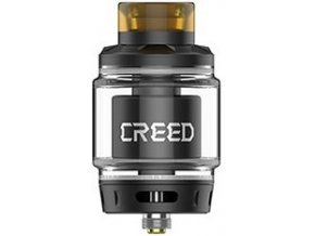 geekvape creed rta clearomizer black cerny
