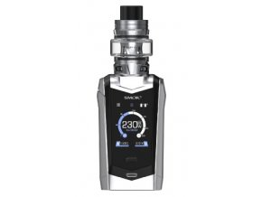 smoktech species 230w sada e cigareta tfv8 baby v2 stribrny