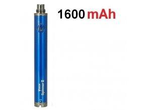 baterie ego vision spinner II 1600mah blue modra