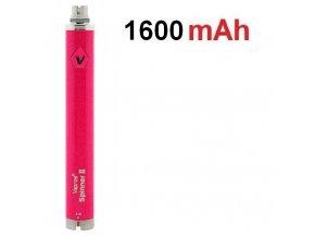 baterie ego vision spinner II 1600mah pink ruzova