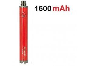 baterie ego vision spinner II 1600mah red cervena