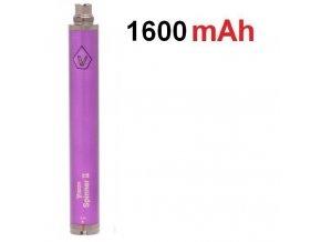 baterie ego vision spinner II 1600mah purple fialova