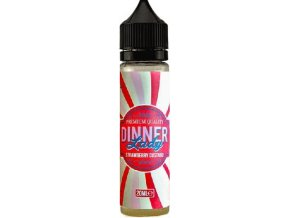 prichut dinner lady shake and vape 20ml strawberry custard