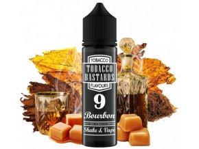prichut flavormonks tobacco bastards 9 bourbon 12ml