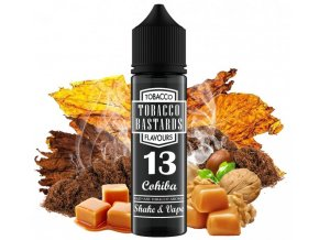 prichut flavormonks tobacco bastards shake and vape 13 cohiba 12ml