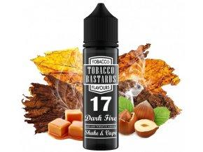 prichut flavormonks tobacco bastards shake and vape 17 dark fire 12ml
