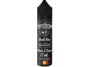 prichut flavormonks tobacco bastards shake and vape 12ml no17 dark fire