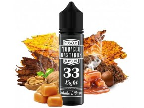 prichut flavormonks tobacco bastards shake and vape 33 light 12ml