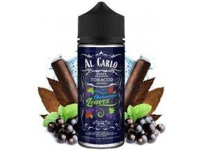 prichut al carlo shake and vape 15ml blackcurrant leaves