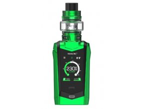 smoktech species 230w sada e cigareta tfv8 baby v2 green zeleny